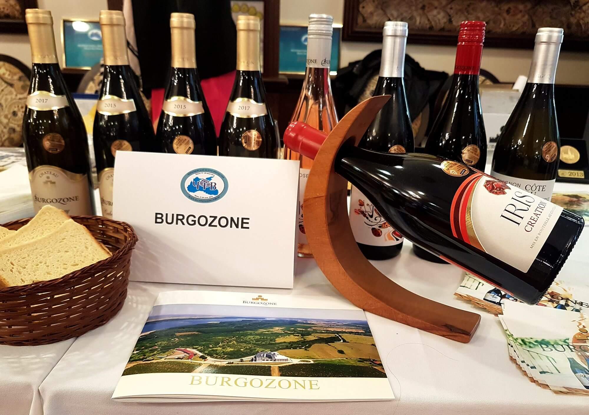 Участие на Бургозоне в 5-тия Черноморски форум