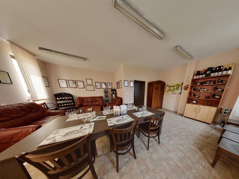 品酒廳 - Chateau Burgozone