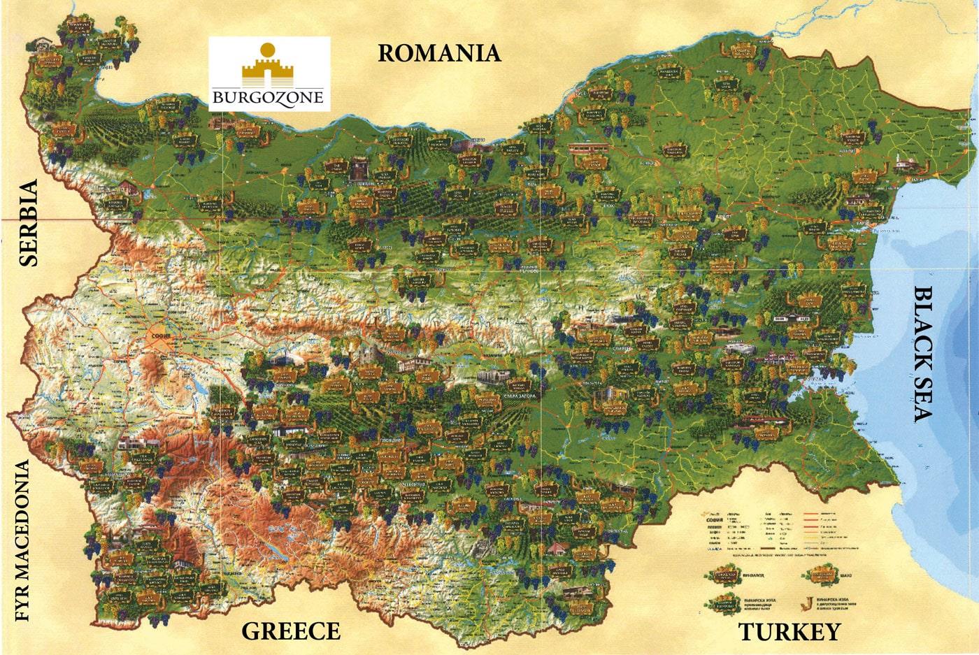 Burgozone Region
