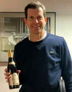 Bulgarian wine for Tim Henman and Mark Philippoussis