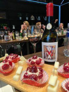 Винена вечеря с вино Бургозоне